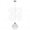 SPOT-LIGHTPendelleuchte Fresh weiß/transparent 1860128EEK: E-A++