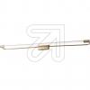 Fabas Luce S.P.A LED-Wandleuchte messing IP44 3000K 25W 3552-28-119 631660