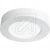 EGBLED An-und Einbau-Panel 7,5W rund, umschaltbar 3000K-375lm /EEK: A (LED)