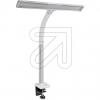 SKTLED-Klemmleuchte weiß/silber 3000-6000K 10W LTL00310EEK: A-A++ (LED)