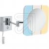 PaulmannLED-Kosmetik-Spiegel Metall chrom Acryl weiß 78933