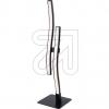 NäveLED-Tischleuchte 3000K 8W schwarz 3181122EEK: A (LED)