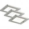 BöhmerLED-Unterbauleuchten-Set aluminium 3000K 5W 44393 3er SetEEK: A-A++ (LED)