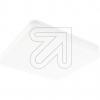 mlightLED-Deckenleuchte weiß IP44 3000K 15W 81-3176EEK: A-A++ (LED)