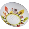 Josef NiermannCeiling light funny forest animals 756