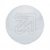 Herner GlasGlas Kugel alabaster weiß 146752 Leuchtenglas Kugel alabaste
