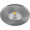 EVNLED-Möbel-/ Einbaustrahler IP44 4,5W 380lm 3000K chrom matt L44041502