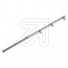 KPMHalopin Metall-Strahler 6flg titan silber 15193-9-23 (15193/EEK: E-A++