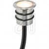 EVNLED-Lichtpunkt 0,2W/ww edelstahl LD2 102EEK: A (LED)