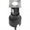 EVNLED-Bodeneinbauleuchte IP67 3000K 1,5W edelstahl P67 41 502EEK: A++ (LED)