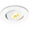 EVNLED-Einbaustrahler weiß 3W P20 03 01 02EEK: A++ (LED)