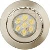 Busch-LeuchtenLED-Einbaustrahler IP44 eisen geb.10W 553-335-702EEK: A-A++ (LED)