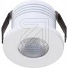 EVNLED Einbauleuchte weiß 3000K P02030102EEK: A++ (LED)