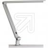 SISEnergiespar-Tischleuchte Take 5 Desktop alu/silber mit TischEEK: A