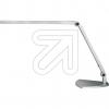 SISEnergiespar-Tischleuchte Take 5 Desktop alu/silber mit StandEEK: A