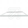 EGB800160 Aufbaurahmen passend für LED-Einlegeleuchten 620x620x33mm weiß