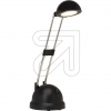 EGBLED-Tischleuchte schwarz 2700KEEK: A-A++ (LED)