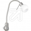 TRIOLED-Steckerspot Fred nickel 3000K 3W 891770107EEK: