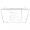 OsramPremium-Einbaurahmen für LED-Einlegeleuchten 620x620mm 650x650mm weiß 5402904