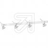 KPM HV-Metall-Strahler 4flg weiß 15297-10 677020