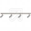 KPM HV-Metall-Strahler 4flg nickel matt 15297-45 677080