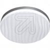 BöhmerLED-Kunststoffleuchte silber 3000K 24W 44401EEK: A-A++ (LED)