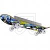 EvotecRGB+WW-LED-Skateboard-Deckenleuchte Graffiti 15750EEK: A-A++ (LED)