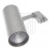 mlight LED-Schienenstrahler silber 3000K 30W 82-1232 680325