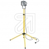 SMARTWARES10.047.26 (TL400)* Stativ-Halogenfluter IP20 R7s/400W 114,2mm gelb/schwarzEEK:E-B