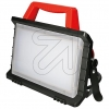 TS-ElectronicLED-Strahler schwarz/rot 4200K 24W IP54 46-73241EEK: A-A++ (LED)