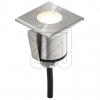 EVNLED-Bodeneinbauleuchte IP67 3000K 1W P67104002EEK: A++ (LED)