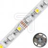 EVNRGB+WW-LED-Strips-Rolle 5m IP54/IP20 - 24V-DC 60W max. 592lm/m RGB+3000K W12mm H3mm STR542460509902