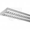 Performance LightingRaster-Anbauleuchte Ronda+ für LED-Röhren 2xG13 (L120cm) L1249 B285 H57mm 3100342