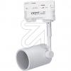 Licht 2000Halogenstrahler für 3-Phasen-Schienensystem 1xGU10/35W weiß 60193
