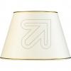 ORION LichtTextilschirm 4-1208 gold