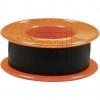 CertoplastIsolierband schwarz 4,5 mtr VDE mit Seitenscheiben Elektro-I