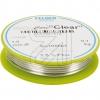 FelderFaden-Lötdraht Clear , 1,0mm, 100g Sn100Ni+, Sn99,3CuNiGe->EUR 86.50 je Kg