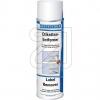 WEICONEtikettenlöser-Spray 500ml->EUR 18.50 je L