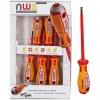 NWS096-6 3K-VDE-Schraubendreher-Set 6-teilig