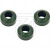 HellumDichtringe passend für Hellum außen Lichterketten mit Schaftkerzen E10 Ø 1,2/2,4cm grün 981131-Preis für 5 St