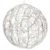 Best SeasonLED System-Kugel innen und außen IP44 Ø 35cm 30 LEDs warmweiß 466-97