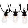 Kaemingk B.V.790245 LED-Partykette Erweiterungs-Kette beleuchtete Länge 9,5m