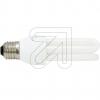 EGBEnergiesparlampe 2-U E27 9W 01.6661 16661EEK:A