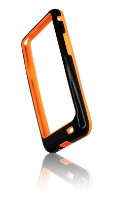 -- BUMPER SAM I9100 GALXY S2 SCHWARZ-ORANGE 18071-400L