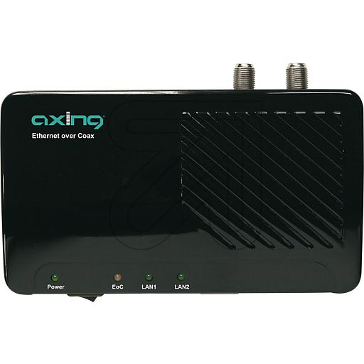 Axing Ethernet over Coax Modem EoC 1-01 234960
