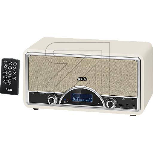 AEG Retro-Digitalradio mit Bluetooth/DAB NDR 4378 321575
