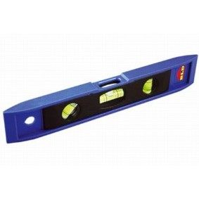 The Builders COMPACT TORPEDO LEVEL 23CM TL-L02-NL