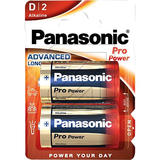 Panasonic Xtreme-Power Mono LR20/2BP PANASONIC XTREME POWER  373080L-> EUR 2.00 je St