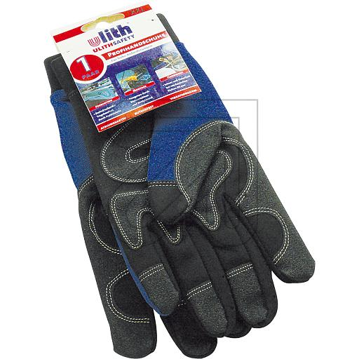 VLith Polytex-Mechanikerhandschuhe Gr.11 (XXL) blau 770285