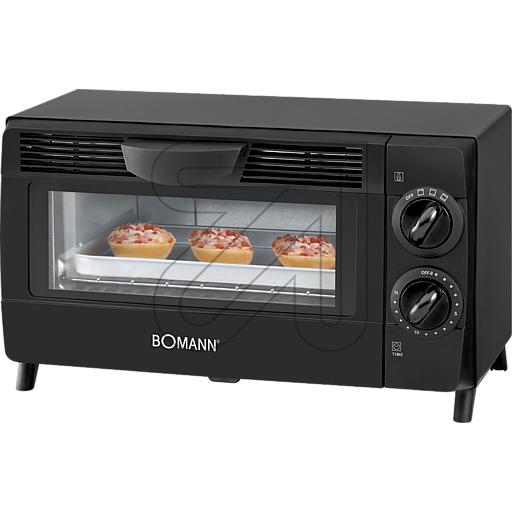 Bomann Mini-Backofen MB 2245 CB 424000